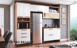 Título do anúncio: Cozinha Marsala 03 peças 100% MDF - Ronipa