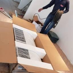 Instalação, Manutenção e com a DAF ar condicionado