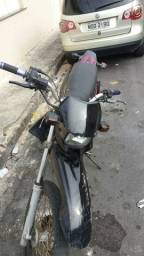 Moto xtz  125 top