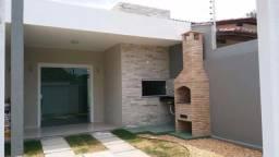 Título do anúncio: Casa Plana, 80 m²,  2 Quartos, Tamatanduba - Eusébio/CE