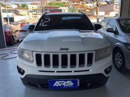 Jeep Compass 2012 Completo + GNV Entr. 48x
