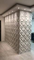 Título do anúncio: gesso 3d destaque seu ambiente com material de qualidade