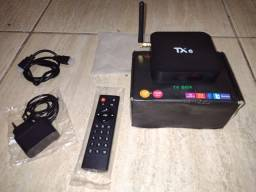 TX 6 conversor de televisão
