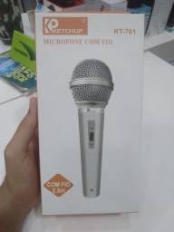 Microfone caixa de som FRETE GRATIS*