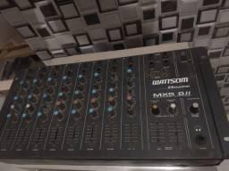 Título do anúncio: Mesa de som Ciclotron profissional 8 canais