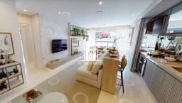 Apartamento de 50m² com 1Dorm(Suíte) e 1 Vaga Garagem localizado na Zona Oeste