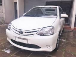 Título do anúncio: Toyota Etios XS 1.5 2014 com 40.118 km