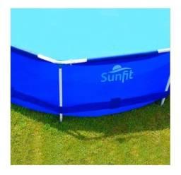 Título do anúncio: Piscina sunft 5100Lts