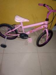 Bicicleta aro 16 pouco uso valor 200 reais