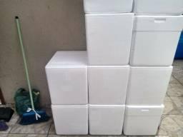 Vendo isopor pra  bag 45 litros