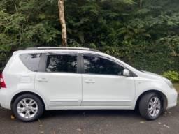 Título do anúncio: Nissan Livina 1.8 s automático 2014 em ótimo estado
