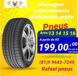 Distribuidora de pneus 13 14 15 16 em promoção a preços de atacado