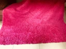 Título do anúncio: Tapete rosa
