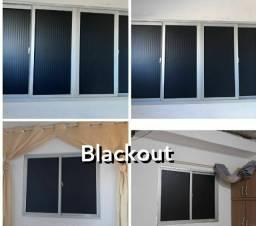 Películas fumê e blackout Revestimento para portas e janelas