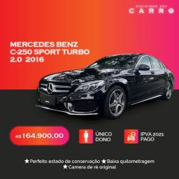 Mercedes Benz C-250 Sport 2.0 Turbo 2016