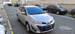 Título do anúncio: Yaris Sedan XL 1.5 CVT