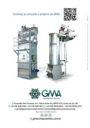 Título do anúncio: maquina de gelo industrial  de 3 a 80 ton  dia  gma componentes