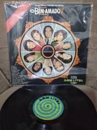 LP Trilha Sonora da Novela O Bem Amado Internacional - 1973