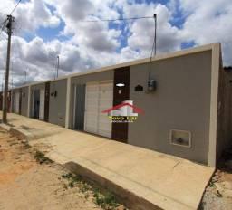 Casa com 2 dormitórios à venda, 76 m² por R$ 140.000,00 - Ancuri - Itaitinga/CE