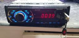 Rádio usb SD