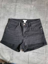 Shorts H&M e Hering