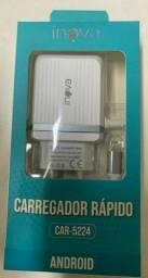 Título do anúncio: CARREGADOR INOVA 5.1 V8 CAR5224