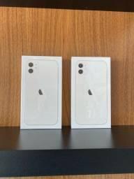 iPhone 11 64GB branco Novo  1 ano garantia Apple