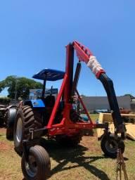 Guincho Bag 2Ton c/ roda louca e giro na torre e regulagem de abertura