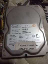 Kit 775 Dual core + 4Gb DDR2 + Fonte 350W + HD160gb + HD80gb portatil
