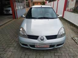 Título do anúncio: Renault Clio Sedã 2009 Privilégie 1.6 Completo Estudo Troca e Financio