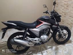 Título do anúncio: Moto CG Titan 160 18/18 Único dono 10 mil