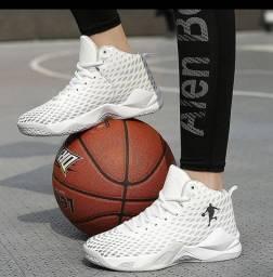 unisex tênis de basquete masculino de alta qualidade esportes