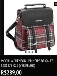 Mochila chenson nova.