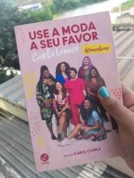 """Livro """"Use a Moda a Seu Favor"""", Carla Lemos ( instagram @modices)"""