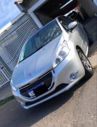 Título do anúncio: Peugeot 208 griffe 2016