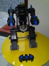 Robo Batman Imaginext com controle remoto