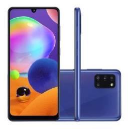 Venda Samsung A31 128gigas Azul