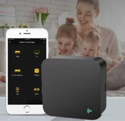 Controle Universal Smart Home Infravermelho Automação Remota