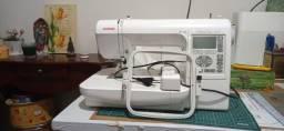 Maquina de bordar   desenhos e nomes