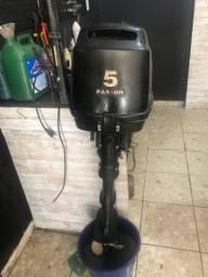 Motor De 5 HP