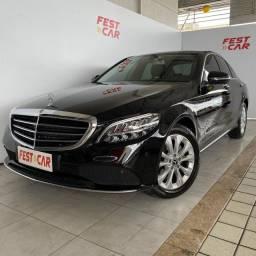 Título do anúncio: Mercedes C180 1.6 CGI Exclusive 2019 Aut *IPVA 2021 Grátis (81) 9 9124.0560 Brenda