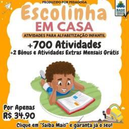 ESCOLINHA EM CASA