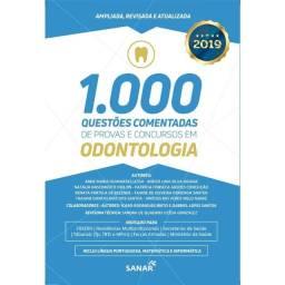 Título do anúncio: Livro 1.000 Questões Provas E Concursos Em Odontologia 2 Ed