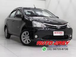 Toyota Etios Sedan XLS 1.5 Automático, Impecável!