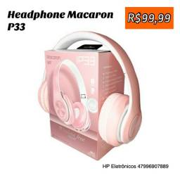 Headphone Macaron P33