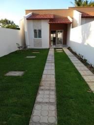 Casa à venda, 75 m² por R$ 164.000,00 - Mangabeira - Eusébio/CE