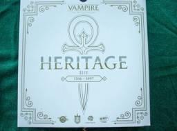 Vampire Heritage - Vampiro a Herança- Boardgame