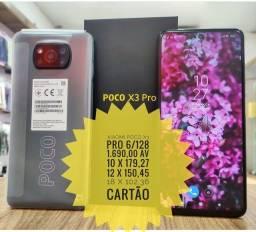 Título do anúncio: Xiaomi POCO X3 PRO 6/128