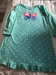Camisolas / vestido de dormir Carters