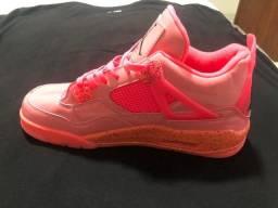 Nike Air Jordan Retro 4 Rosa 42 e 43